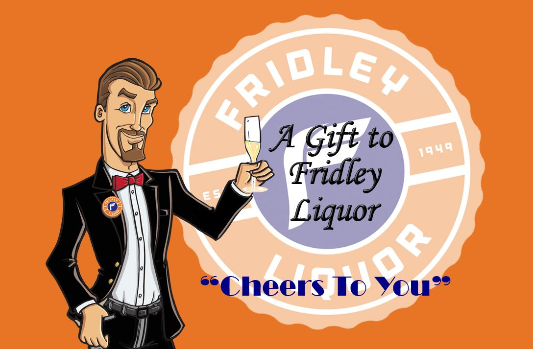Fridley Liquor Gift Card