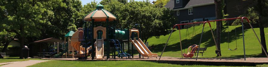 Briardale Park equipment